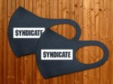 SYNDICATE Logo Mask 2P Set